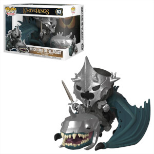 Der Herr der Ringe - Witch King mit Fell Beast Pop! Ride Figur