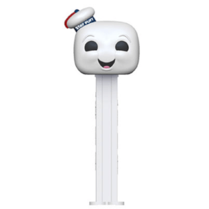 Ghostbusters Stay Puft Pop! PEZ