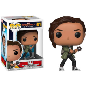 Spider-Man Far From Home MJ Pop! Vinyl Figure