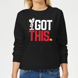 Danger Mouse I Got This Women's Sweatshirt - Black