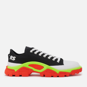 adidas by Raf Simons Men's Detroit Runner Trainers - C Black/Silver