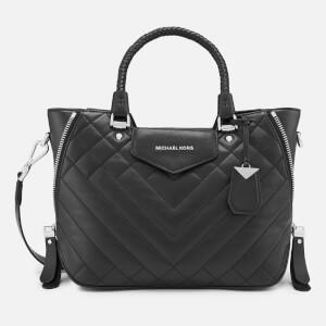 MICHAEL MICHAEL KORS Women's Blakely Medium Messenger Bag - Black