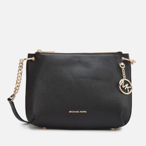 MICHAEL MICHAEL KORS Women's Lillie Large Messenger Bag - Black