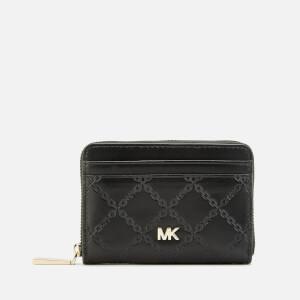 MICHAEL MICHAEL KORS Women's Money Pieces Card Case - Black