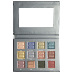 Paleta Jewel 12 colores de Bellapierre Cosmetics