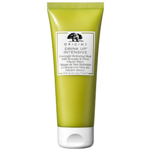 Masque de Nuit Hydratant à l'Avocat et à l'Eau des Glaciers Suisses Drink Up Intensive Origins 75 ml