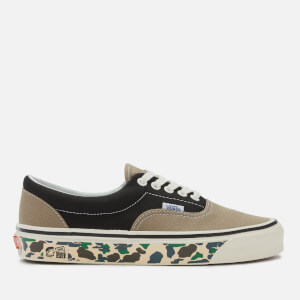 Vans Anaheim Era 95 DX Trainers - Camo Tape/Og Birch