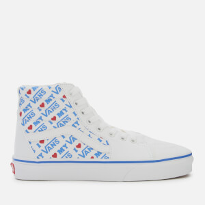 Vans Women's I Heart Vans Sk8-Hi Trainers - True White