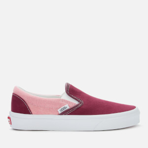 bd9ccd9e7a4 Vans Women s Chambray Slip-On Trainers - Canvas Port Royale True White