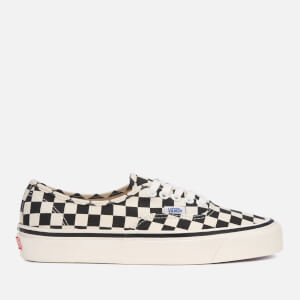 Vans Anaheim Authentic 44 Dx Trainers - Black/Check