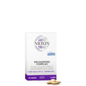 NIOXIN Recharging ComplexTM Complementos alimenticios (30 comprimidos)