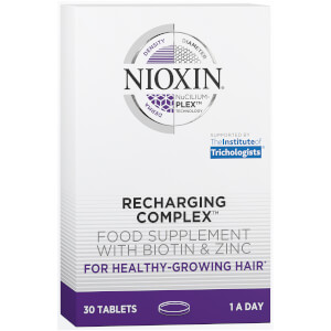 Nioxin Recharging ComplexTM Food Supplement - 30 Tablets