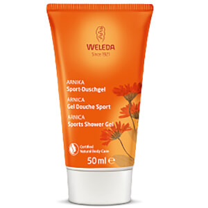 Weleda Arnica Sports Shower Gel 50ml (Free Gift)