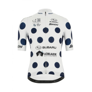 Santini Tour Down Under King Of The Mountain Jersey 2019