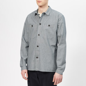 Oliver Spencer Men's Eltham Shirt - Olson Indigo