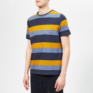 Oliver Spencer Men's Conduit T-Shirt - Navy Multi