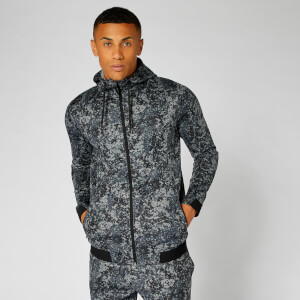 MP Men's Luxe Therma Hoodie - Carbon/Camo