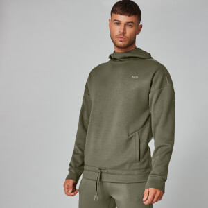 Form Pro Pullover Huppari - Forest Green