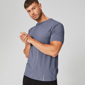 Myprotein Luxe Classic Crew T-Shirt - Nightshade