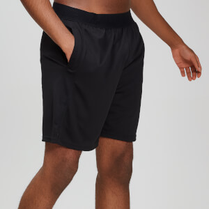 Essentials Training Shorts - Black