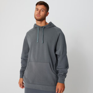 MP Washed Pullover Hoodie - Carbon