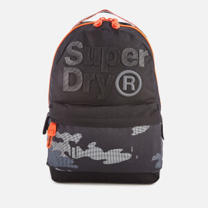 Superdry Men's Dot Montana Backpack - Black
