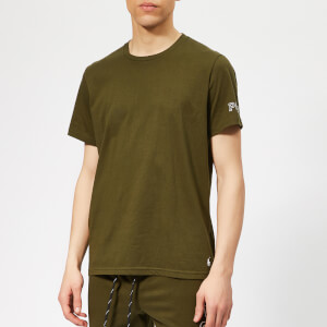 Polo Ralph Lauren Men's Sleeve Logo T-Shirt - Spanish Olive