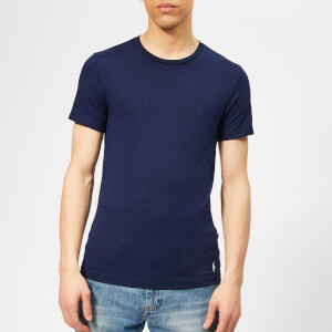 Polo Ralph Lauren Men's 2 Pack Crew T-Shirts - Cruise Navy
