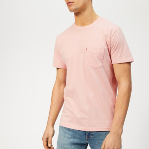 Levi's Men's Sunset Pocket T-Shirt - Coral Blush