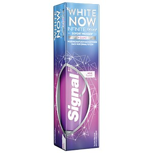 Signal White Now Infinite Shine