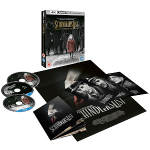 Schindler's List - 25th Anniversary Bonus Edition 4K Ultra HD Online Exclusive