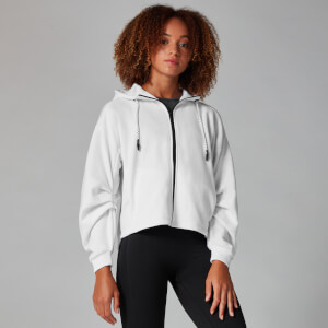 Oversized Zip-Through - Vit