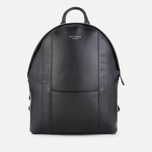 Ted Baker Men's Dominoe Debossed Backpack - Black
