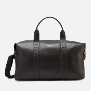 Ted Baker Men's Moral Debossed Holdall Bag - Black