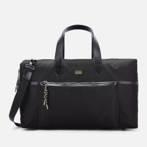Ted Baker Men's Gatzbee Smart Nylon Holdall Bag - Black