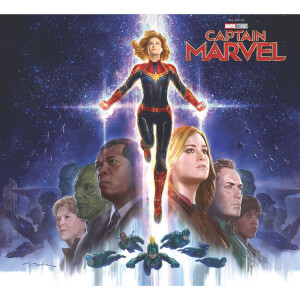 Marvel's Captain Marvel: Art of the Movi (tapa dura)