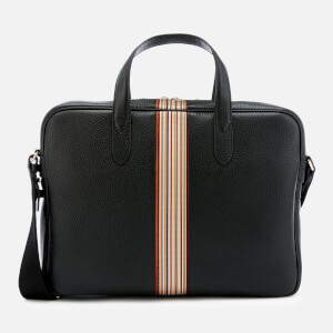 Paul Smith Men's Portfolio Bag - Black