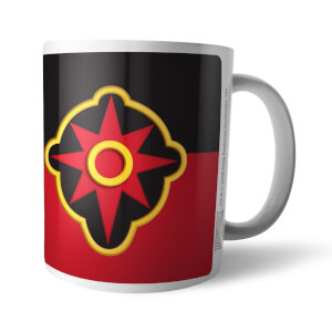 Tazza Flash Gordon Symbol Of Ming