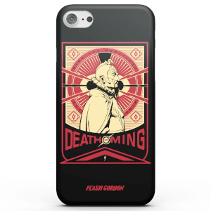 Cover telefono Flash Gordon Death To Ming per iPhone e Android