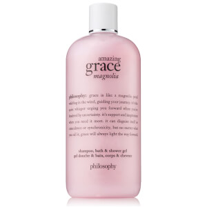 philosophy Amazing Grace Magnolia Shampoo, Bath & Shower Gel 480ml