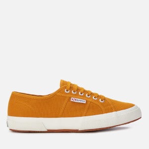 Superga Men's 2750 Cotu Classic Trainers - Brown Curcuma