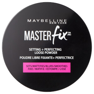 Рассыпчатая пудра Maybelline Master Fix Loose Transparent Setting Powder 6 г
