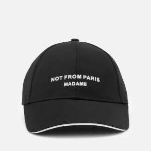 Drôle de Monsieur Men's NFPM Baseball Cap - Black