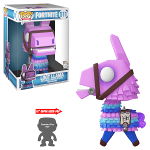 Figura Funko Pop! - Loot Llama 10''/25cm- Fortnite
