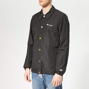 Champion Men's Coach Jacket - Black