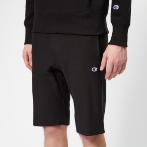 Champion Men's Bermuda Jersey Shorts - Black