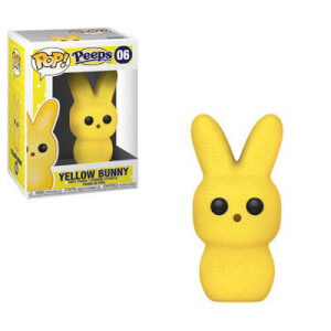 Peeps Yellow Bunny Funko Pop! Candy