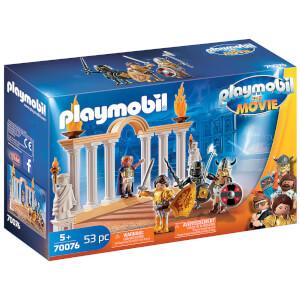 Playmobil: The Movie Emperor Maximus in the Colosseum (70076)