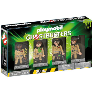 Playmobil Ghostbusters Collector's Set (70175)