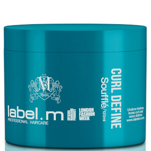 Curl Define Souffle label.m 120 ml